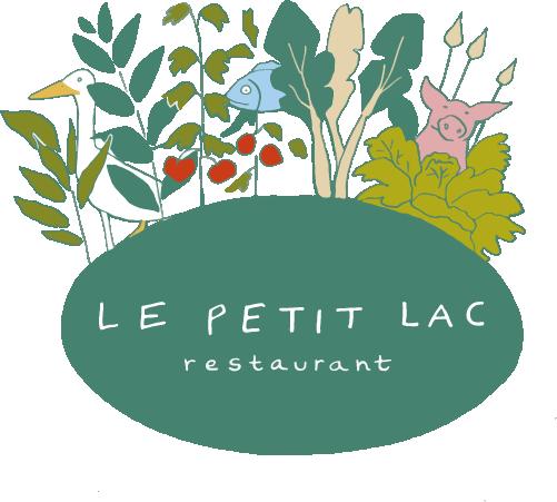 Le Petit Lac Restaurant Narbonne - Logo entete